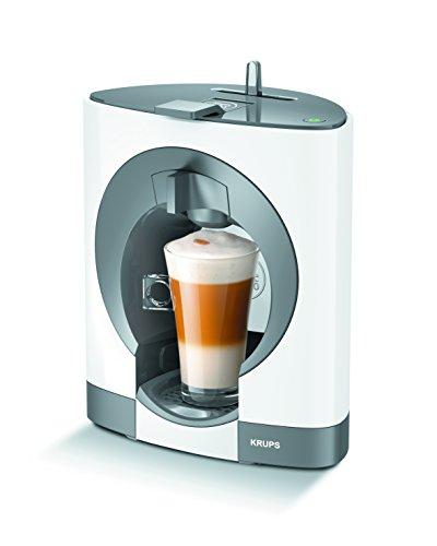 Krups KP 1101 Nescafé Dolce Gusto Oblo Kaffeekapselmaschine (manuell) weiss