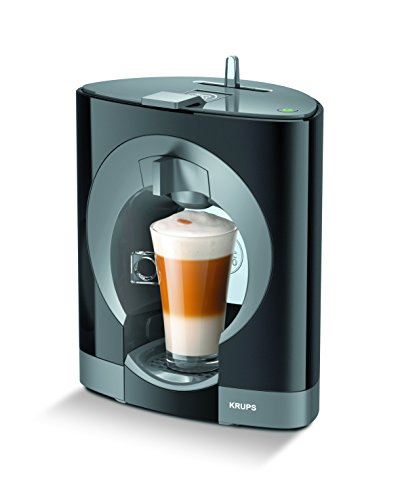 Krups KP 1108 Nescafé Dolce Gusto Oblo Kaffeekapselmaschine (manuell) schwarz