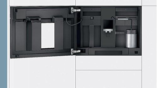 siemens ct636les1 iq700 einbau kaffeemaschine 59 40cm intelligent heater inside onetouch. Black Bedroom Furniture Sets. Home Design Ideas
