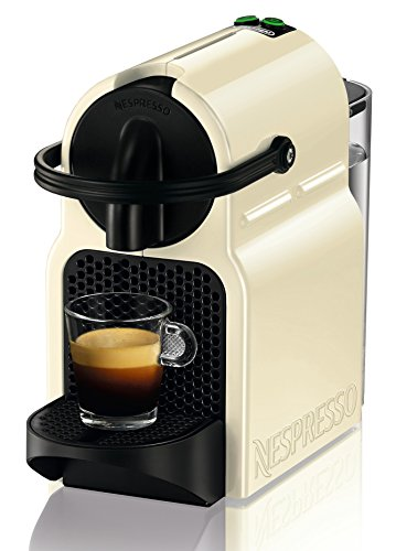DeLonghi Nespresso EN 80.CW Inissia Vanilla Cream